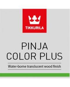 Pinja Color Plus | Label - Water-based Industrial Wood Finish | Tikkurila
