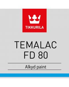 Temalac FD80 - TVL | Tikkurila | Buy Paint Online| 180 7226 0160|180 7226 0160_Temalac FD80_1.jpg
