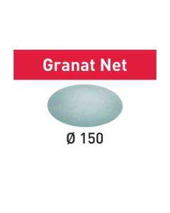 Abrasive net STF D150 P80 Granat NET/50   Tikkurila   Buy Paint Online  203303 203303_1_Abraive Granat net D150.jpg