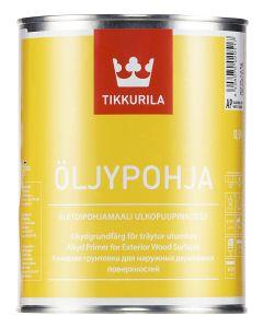 Oljypohja Primer - A | Tikkurila | Buy Paint Online| 206 6201 0160|206 6201 0160_1_Oljypohja_0.9L_1.jpg