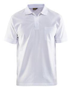Polo Shirt White XL | Tikkurila | Buy Paint Online| 330510351000XL|330510351000XL_Polo Shirt White_Front.jpg