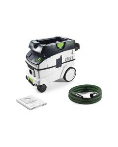 Mobile Dust Extractor CTL 26 E 110V Cleantec   Tikkurila   Buy Paint Online  574950 574950_Mobile Dust Extractor CTL 26 E 110V Cleantec_1.jpg