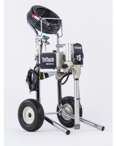 TriTech T5 Airless Sprayer - Cart - 110v UK | Tikkurila | Buy Paint Online| 600-851|600-851-Tritech T5 Airless Sprayer Cart.jpg