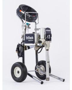 TriTech T7 Airless Sprayer - Cart - 110v UK | Tikkurila | Buy Paint Online| 600-853|600-853_Tritech T7 Airless Sprayer Cart.jpg