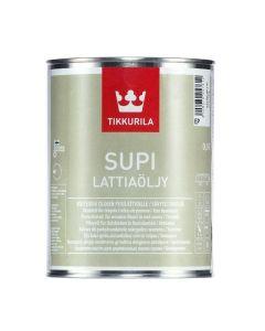 Supi Floor Oil | Tikkurila | Buy Paint Online| 619 0070 0110|619 0070 0110_1_Supi_Lattiaoljy_1L_1.jpg