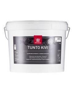 Tunto Kivi White Stone Coating KPA 8.7L | Tikkurila | Buy Paint Online| 679 6191 0560|679 6191 0560_1_Tunto_kivi_14KG_1.jpg