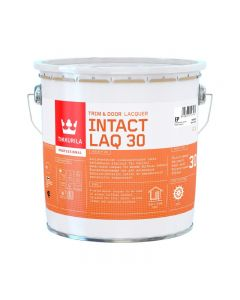 Intact Laq 30 | Tikkurila | Buy Paint Online| 710009221|710009221_1_Intact Laq 30_EP 9Ltikkurila_intact_laq30_3L.jpg