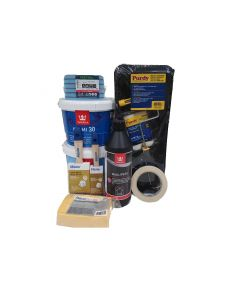 DIY Kitchen Cabinet Kit | Tikkurila | Buy Paint Online| KIT  KITCHEN A-MATT|Kitchen Cabinet Kit.JPG