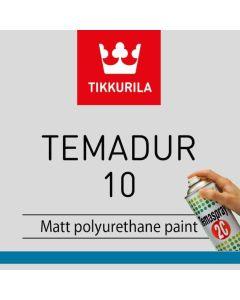 Temaspray - Temadur 10 | Tikkurila | Buy Paint Online| A00 1002 0009 34V|Temaspray - Temadur 10.JPG