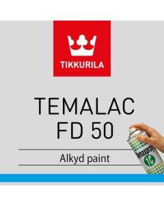 Temaspray - Temalac FD50 | Tikkurila | Buy Paint Online| A00 1001 0009 181|Temaspray - Temalac FD50.JPG