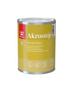Akrostop Sealing Paint | Tikkurila | Buy Paint Online| 006 5663 0060|006 5663 0060_1_Akrostop_1L_1.jpg