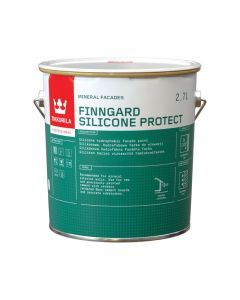 Finngard Silicone Protect | Tikkurila | Buy Paint Online | 3 Litre