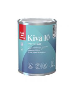 Kiva 10 - Matt Furniture Lacquer | Tikkurila | Buy Paint Online| 476 6404 0130|Tikkurila_Kiva_10_Furniture_Laquer_0,9L.jpg