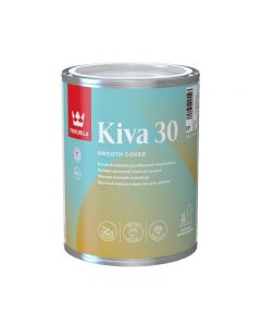 Kiva 30 - Semi-Matt Furniture Lacquer   Tikkurila   Buy Paint Online  855 6404 0130 Tikkurila_Kiva_30_Furniture_Laquer_0,9L.jpg