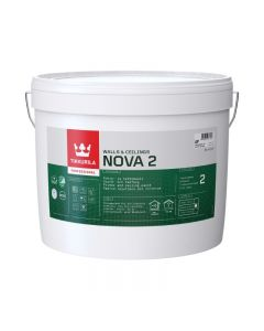 Nova 2 - AP | Tikkurila | Trade Emulsion | Buy Paint Online| 14V 6201 0160| 1_Nova2_9L.jpg