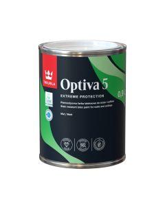 Optiva Matt  [5] | Tikkurila | Buy Paint Online| Durable Matt Paint | Tikkurila