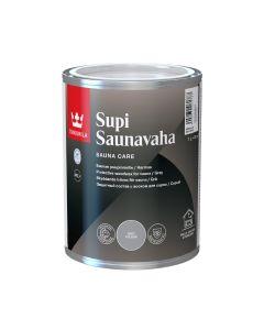Supi Sauna Wax - Black   Tikkurila   Buy Paint Online  001 7061 0010 001 7061 0010_1_tikkurila_supi saunavaha_musta_1L_6408070051900.jpg