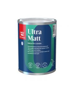 Tikkurila | Ultra Matt | 10L can | Buy Paint Online and In Store