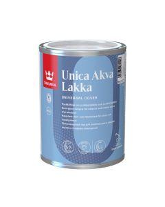 Unica Akva Lacquer | Tikkurila | Buy Paint Online| 72V 6306 0160|72V 6306 0160_1_tikkurila_unica_akva_lakka_0,9L.jpg