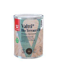 Valtti Bio Terrace Oil | Tikkurila | Buy Paint Online| 710011164|tikkurila_valtti_bio_terraceoil_brown_0,9L.jpg