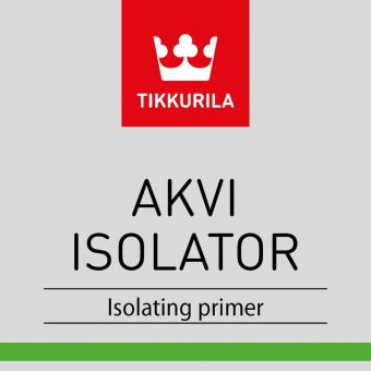 Akvi Isolator | Tikkurila | Buy Paint Online| 005 3841 0070|005 3841 0070_1_Akvi Isolator_1.jpg