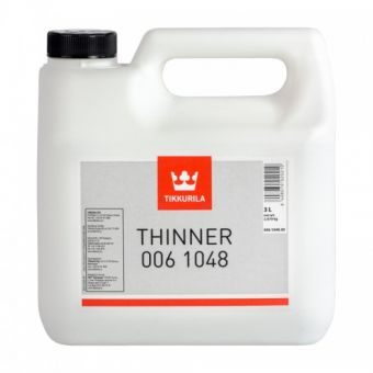 Thinner 1048 | Tikkurila | Buy Paint Online| 006 1048 0030|006 1048 0030_1_Thinner 1048_1_tikkurila_thinner_006_1048_3l_3.jpg