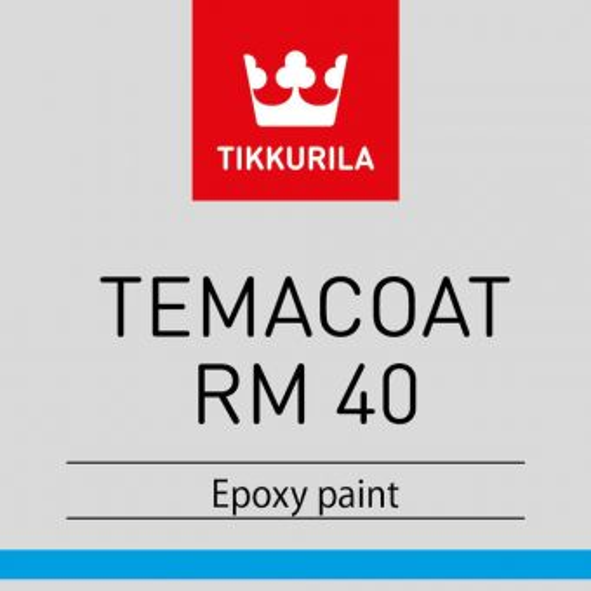 Temacoat RM40 - TVH | Tikkurila | Buy Paint Online| 161 7326 0330|161 7326 0330_1_Temacoat RM40_1.jpg