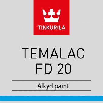 Temalac FD20 - TVH | Tikkurila | Buy Paint Online| 184 7326 0160|184 7326 0160_Temalac FD20_1.jpg