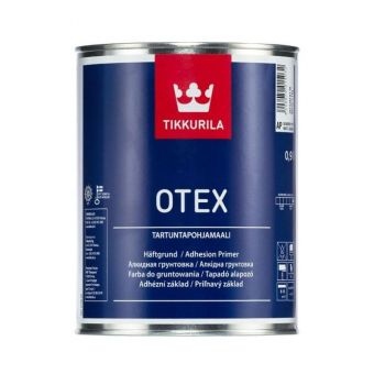 Otex Adhesion Primer - AP | Tikkurila | Buy Paint Online| 203 6201 0160|203 6201 0160_1_Otex_Tartuntapohjamaali_1L_1.jpg