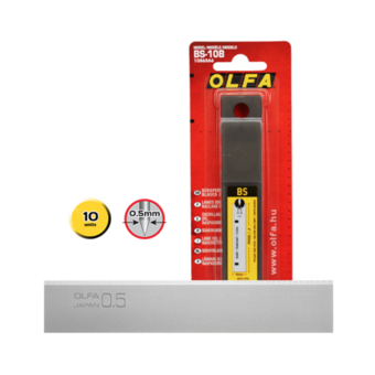 OLFA BS-10B H.D. Scraper Blades (For item 2 | Tikkurila | Buy Paint Online| 270429|270429_OLFA BS-10B H.D. Scraper Blades (For item 270909).png