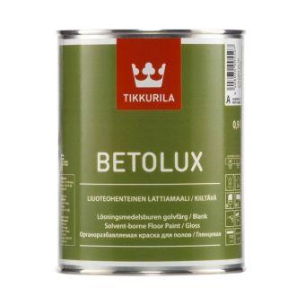 Betolux | Tikkurila | Buy Paint Online| 270 6001 0160|270 6001 0160_1_Betolux_0,9L_1.jpg