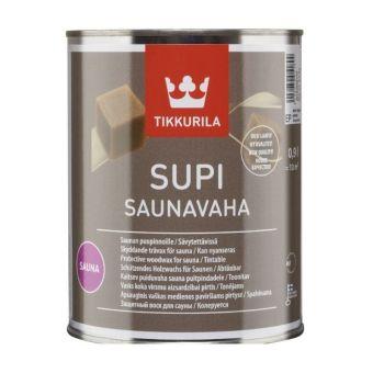 Supi Sauna Wax - EP | Tikkurila | Buy Paint Online| 457 6404 0110|457 6404 0110_1_tikkurila_supi saunavaaha_0,9L_6408070051894.jpg
