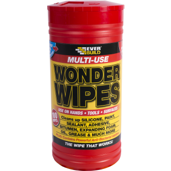 Wonder Wipes Trade Tub - 100   Tikkurila   Buy Paint Online  467442 467442_Wonder Wipes Trade Tub - 100_WIPE80-2.png