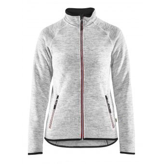 Ladies knitted jacket Antracit grey/white XL | Tikkurila | Buy Paint Online| 491221179710XL|491221179710XL_Ladies knitted jacket Antracit grey white_Front.jpg