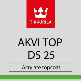 Akvi Top DS25 | Tikkurila | Buy Paint Online| 56V 6001 0170|56V 6001 0170_1_Akvi Top DS25_1.jpg