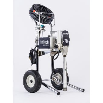 TriTech T5 Airless Sprayer - Cart - 110v UK   Tikkurila   Buy Paint Online  600-851 600-851-Tritech T5 Airless Sprayer Cart.jpg