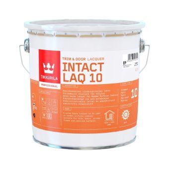 Intact Laq 10 | Tikkurila | Buy Paint Online| 710009219|710009219_1_Intact Laq 10_tikkurila_intact_laq10_3L.jpg