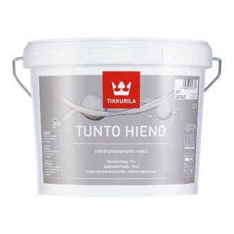 Tunto Fine Structure | Tikkurila | Buy Paint Online| 717 6201 0160|717 6201 0160_1_Tunto_Hieno_2.7L_1.jpg