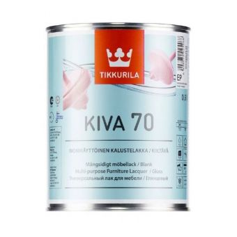 Kiva 70 - Gloss Furniture Lacquer | Tikkurila | Buy Paint Online| 853 6404 0130|Tikkurila_Kiva_70_Furniture_Laquer_0,9L.jpg