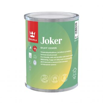 Joker | Tikkurila | Buy Paint Online| 878 6001 0160|878 6001 0160_11_Joker_0.9L_1.jpg