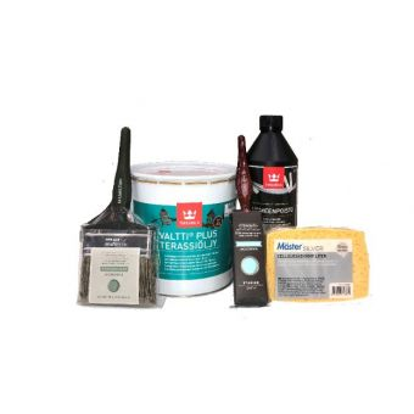 DIY Decking Kit | Tikkurila | Buy Paint Online| KIT  DECKING-BLACK|Decking Kit v2.JPG