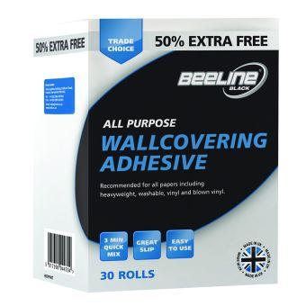 Beeline 20 Roll +50%(36 Pint) All Purpose Adhesive   Tikkurila   Buy Paint Online  HBDPFN0T HBDPFN0T_All Purpose Wall Adhesive 30 Rolls-XL.jpg
