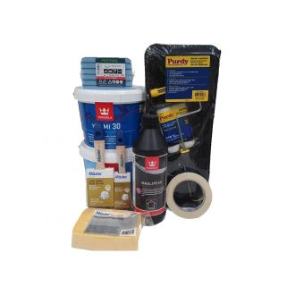 DIY Kitchen Cabinet Kit | Tikkurila | Buy Paint Online| KIT  KITCHEN A-MATT|Kitchen Cabinet Kit.JPG