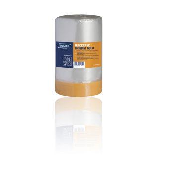 Deltec Tape Quick Mask Gold 550mm x 33m | Tikkurila | Buy Paint Online| D.20055033|Quickmask_Gold_550.jpg