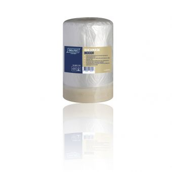 Deltec Tape Quick Mask indoor 550mmx33m | Tikkurila | Buy Paint Online| D.21055033|Quickmask_Indoor_550.jpg