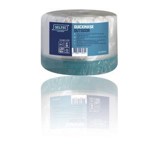 Deltec Tape Quick Mask Outdoor 550mmx20m | Tikkurila | Buy Paint Online| D.22055020|Quickmask_Outdoor_550.jpg