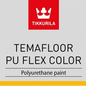 Temafloor PU Flex Color