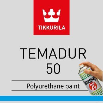 Temaspray - Temadur 50   Tikkurila   Buy Paint Online  A00 1002 0009 506 Temaspray - Temadur 50.JPG
