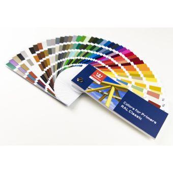 Colours for Primers RAL Classic Fan Deck | Tikkurila | Buy Paint Online| MAI RALP I000|Tikkurila_fan_deck_RAL_Primers+Classic_03.jpg
