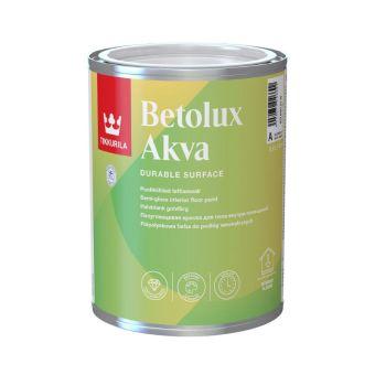 Betolux Akva | Tikkurila | Buy Paint Online| 412 6001 0160|412 6001 0160_1_Betolux_Akva_0.9L_1.jpg